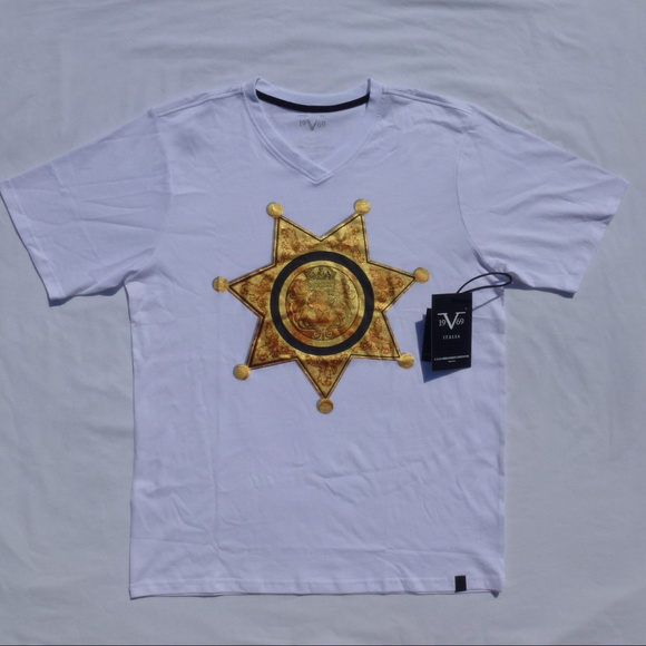 e91be8e37822b9 19.69 Abbigliamento Sportivo Shirts   V1969 Italia Versace 1969 ...